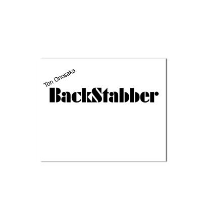 Backstabber trick Ton Onosaka