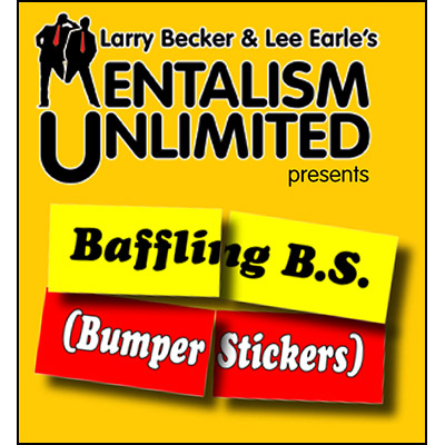 Baffling BS by Larry Becker and Lee Earle - Trick