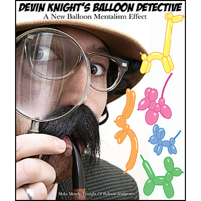 Balloon Detective - Devin Knight