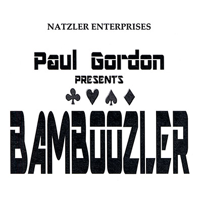 Bamboozler by Paul Gordon - Trick