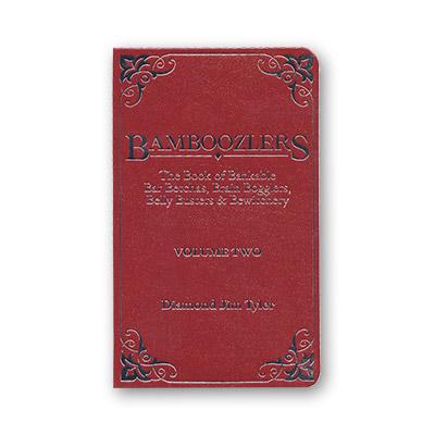 Bamboozlers Vol. 2 by Diamond Jim Tyler - Book