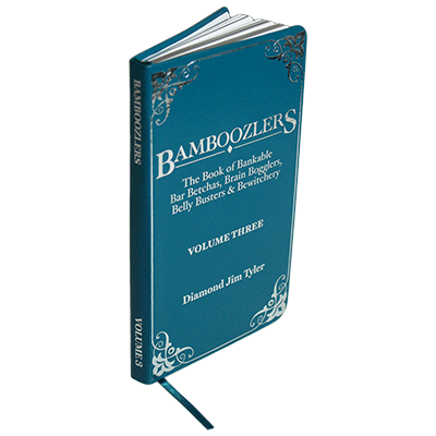 Bamboozlers Vol. 3 by Diamond Jim Tyler - Book