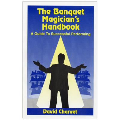 Banquet Magician's Handbook - David Charvet - Libro de Magia