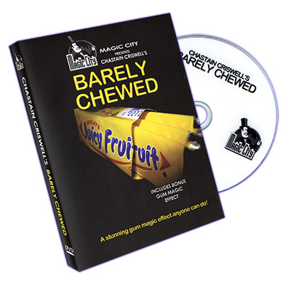 Barely Chewed by Chastain Criswell   - Trick
