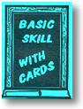 Basic Skill with Cards book