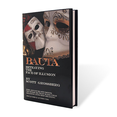 Bauta (With 2 CDs, Ltd Edition)  By Scott Grossberg and Leaping Lizards Publishing - Book