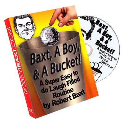 Baxt, a Boy and a Bucket