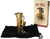 Bill Tube by Bazar de Magia - Trick