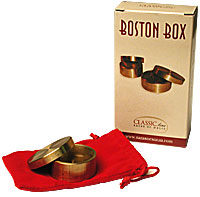 Boston Box (half dollar) by Bazar de Magia - Trick