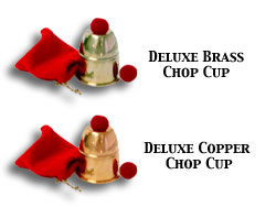 Chop Cup- Bazar Magic (Brass) by Bazar de Magia - Trick