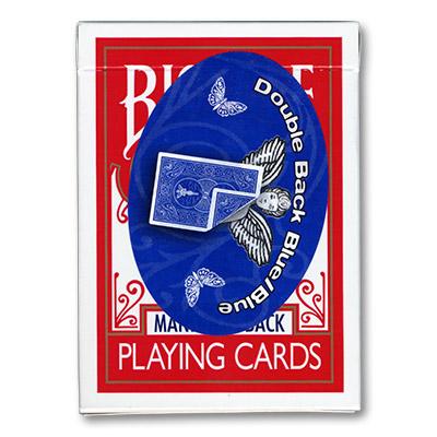 Cartas Doble Respaldo - 809 Mandolin (Azul - Azul)