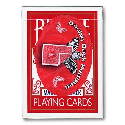 Cartas Doble Respaldo - 809 Mandolin (Rojo - Rojo)