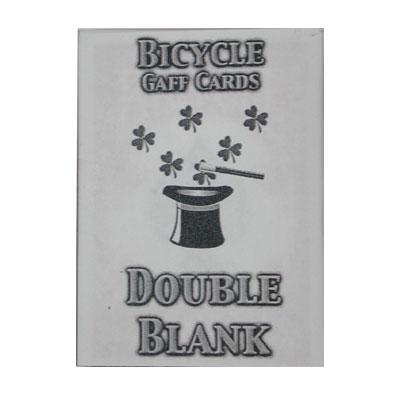 Cartas Blancas Bicycle