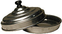 Charola Aparicion de Paloma (Dove Pan) - Una Carga - Aluminio - Bazar de Magia