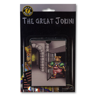 The Great Jokini by Bazar de Magia - Trick