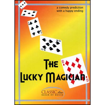 The Lucky Magician by Bazar de Magia