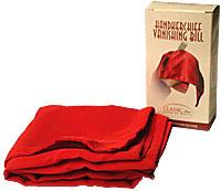 Van Handkerchief Bill White
