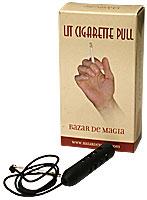 Vanishing (Lit Cigarette pull) by Bazar de Magia - Trick