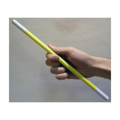 Magic Wand Yellow Body (White Tips) by Bazar De Magia