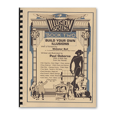 Begin to Build Your Own Illusions Vol. 2 - Paul Osborne - Libro de Magia