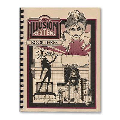 Begin to Build Your Own Illusions Vol. 3 - Paul Osborne - Libro de Magia
