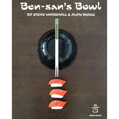 Ben-San's Bowl by Steve Marshall and Alan Wong