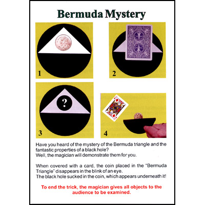 Bermuda Mystery by Joker Magic - Trick
