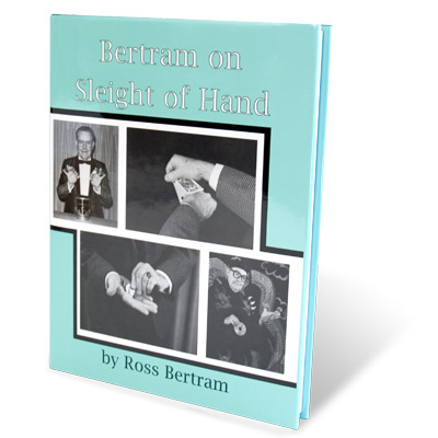 Bertram On Sleight Of Hand by Ross Bertram - Book