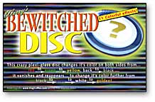Bewitched Disc Magic Effects