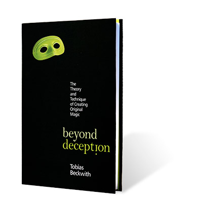 Beyond Deception by Tobias Beckwith - Book