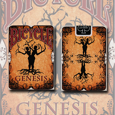 The Genesis Deck (Bicycle)