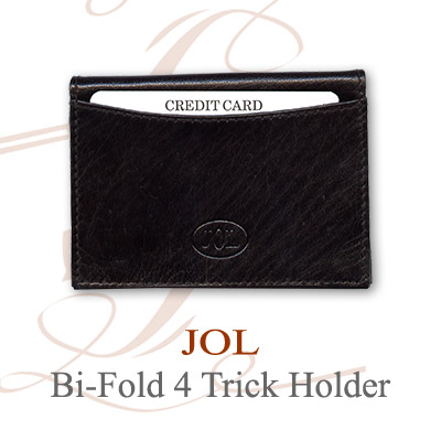 Bi-Fold 4 Trick Holder by Jerry O'Connell - Trick