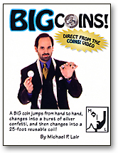 Big Coins! Lair