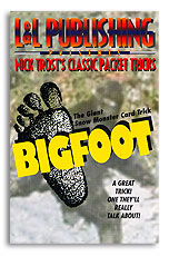 Bigfoot L&L Nick Trost trick