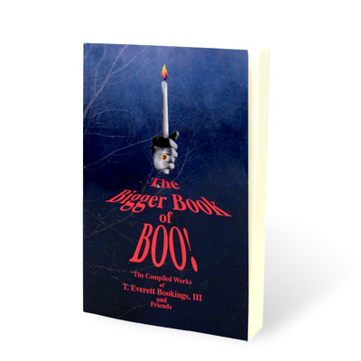 Bigger Book of BOO by Lary Kuehn - Book