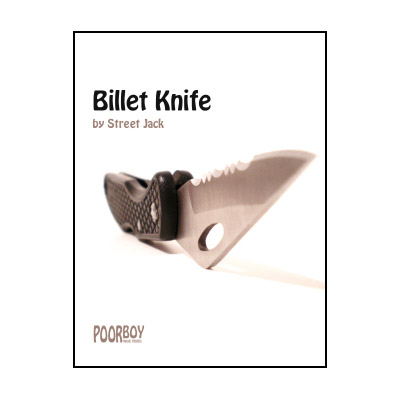 Poor Boy Billet Knife - Trick