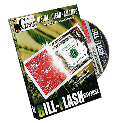 Bill Flash Reverse (Red)