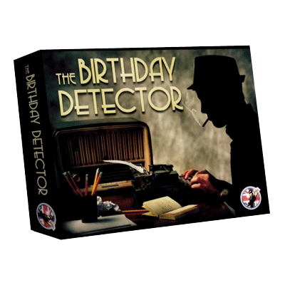 Birthday Detector by Chris Hare and Alakazam Magic - Tricks