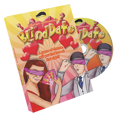 Blind Date (DVD and Gimmicks)by Stephen Leathwaite