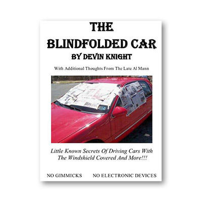 The Blindfolded Car by Devin Knight - ebook - DOWNLOAD