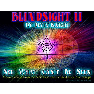 Blindsight 2.0 by Devin Knight