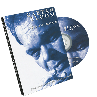 Bloom Moon by Gaetan Bloom - DVD