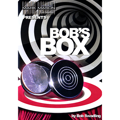 Bob's Box by JB Magic - Trick