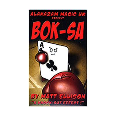 Bok-Sa by Alakazam - Trick