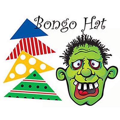 Bongo Hat by Ali Bongo - Trick