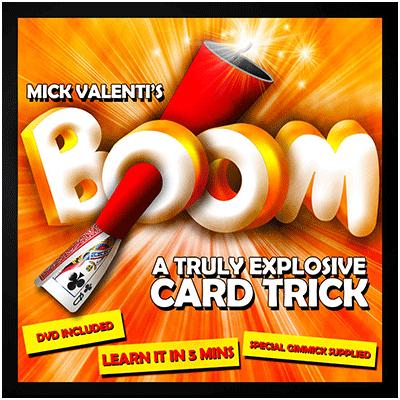 Boom by Mick Valenti - Trick