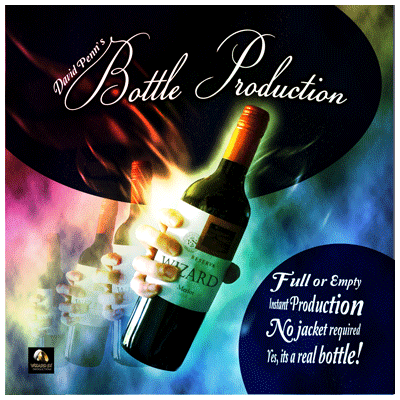 Bottle Production by David Penn - DVD