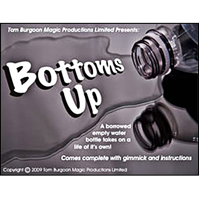 Bottoms Up by Tom Burgoon - Trick