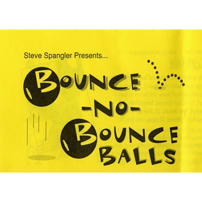 Bounce no Bounce Balls 1 inch