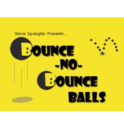 "Bounce no Bounce Balls 3/4"""